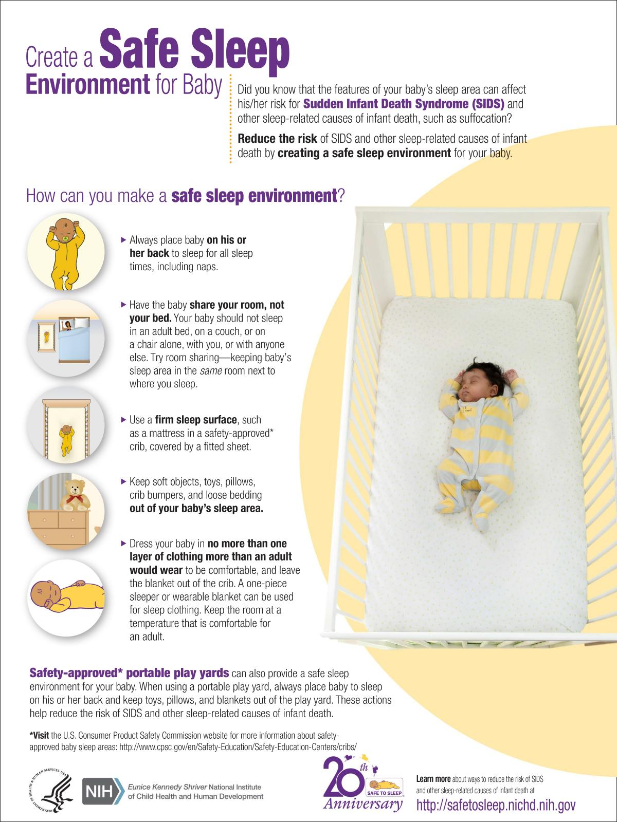 Safe Sleep Education